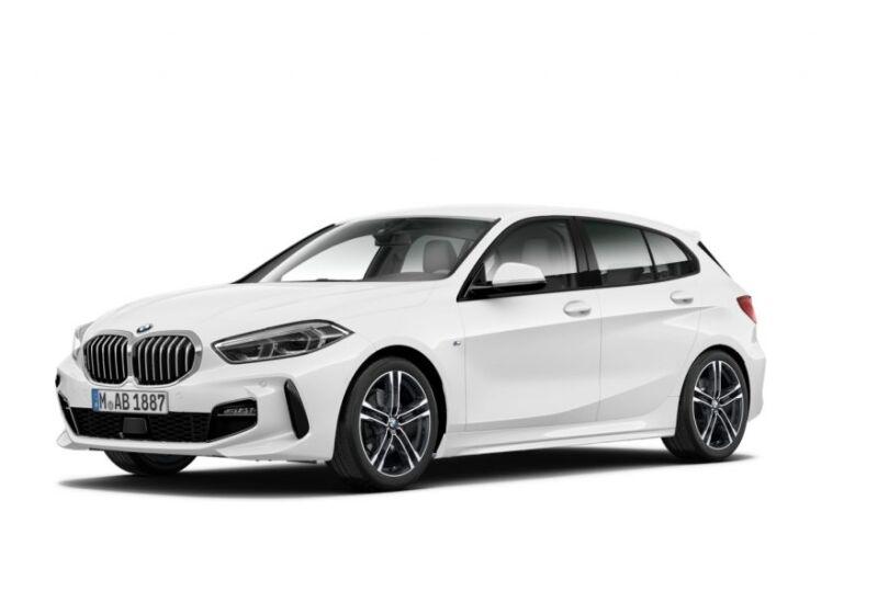 BMW Serie 1 116d 5p. MSport aut. Alpinweiss III  Da immatricolare QW0BVWQ-14654686_O_601eb5205ffe1