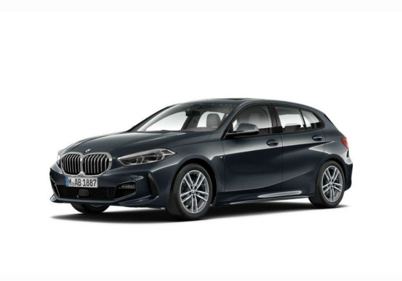 BMW Serie 1 116d 5p. MSport Mineral Grau Da immatricolare XV0BBVX-1