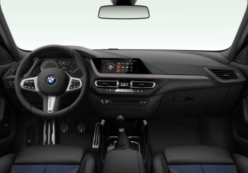 BMW Serie 1 116d 5p. MSport Mineral Grau Da immatricolare XV0BBVX-4
