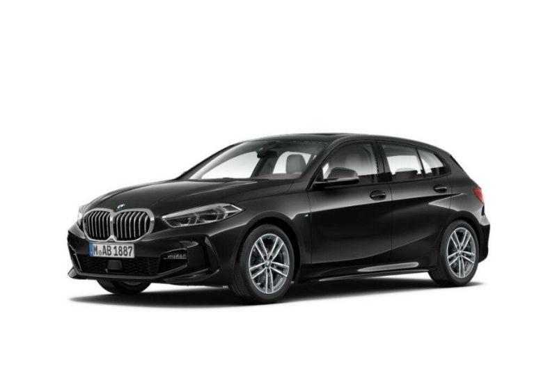BMW Serie 1 116d 5p. MSport Saphirschwarz Da immatricolare WJ0BEJW-a