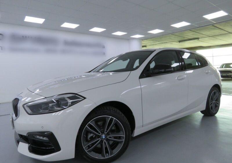 BMW Serie 1 116d 5p. Sport Alpinweiss III  Usato Garantito Q50B45Q-1