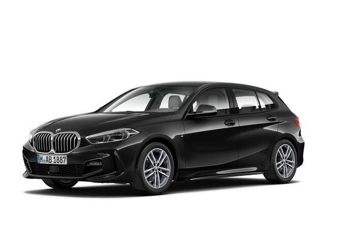 BMW SERIE 1 116i 5p. Msport auto Saphirschwarz Km 0 5P0CBP5-1612264890290