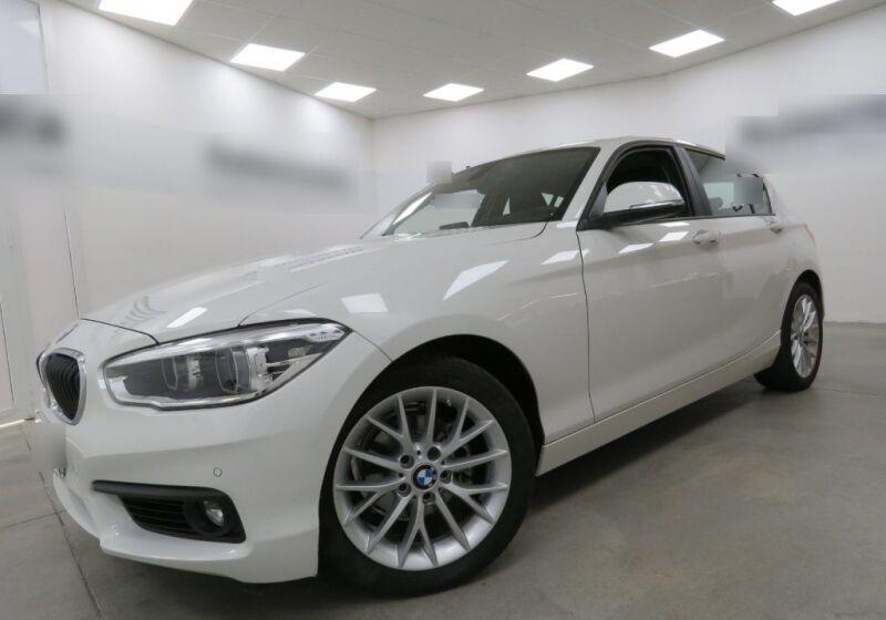 BMW Serie 1 118d 5p. Advantage Auto Alpinweiss III  Usato Garantito RY0CBYR-15133574_O_60882751a7c64_censored