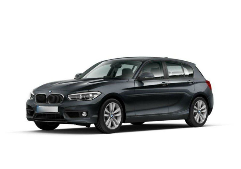 BMW Serie 1 118d 5p. Advantage Auto Mineral Grau Km 0 LBZ0ZBL-a