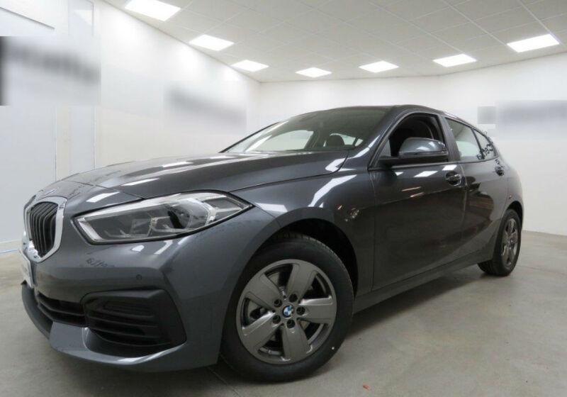 BMW Serie 1 118d 5p. Business Advantage Auto Mineral Grau Usato Garantito PW0BEWP-0a