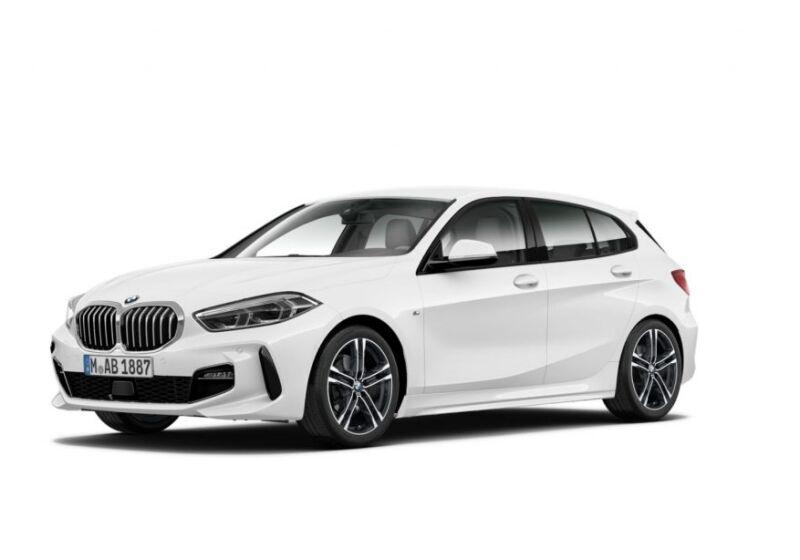 BMW Serie 1 118d 5p. MSport aut. Alpine White Da immatricolare R20CK2R-bmw7