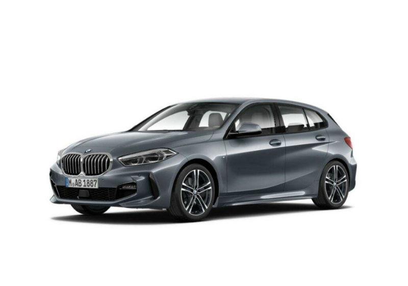 BMW Serie 1 118d 5p. MSport aut. Storm Bay Da immatricolare TX0BEXT-a