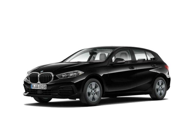 BMW Serie 1 118i Schwarz Da immatricolare EZ0BFZE-a