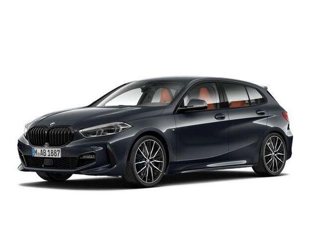 BMW Serie 1 120d Msport xdrive auto Mineral Grey Km 0 NP0B9PN-bmw