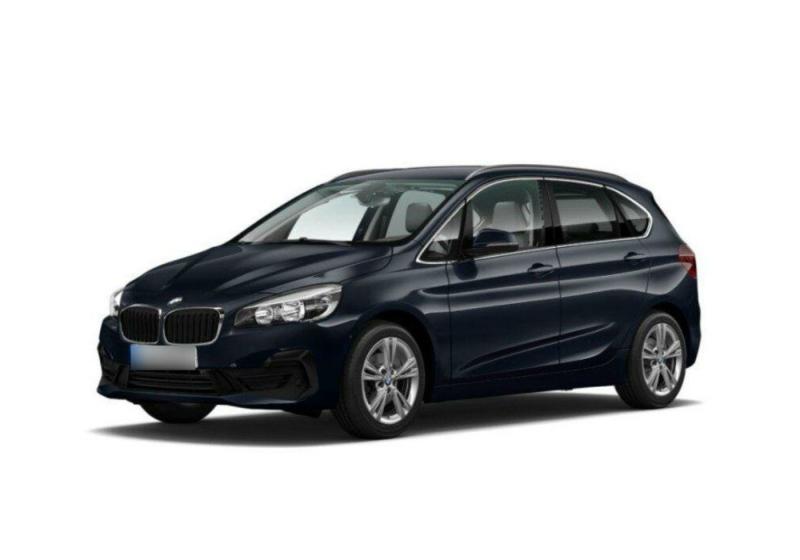 BMW Serie 2 216d Active Tourer Business Imperial blue Da immatricolare 4UW0WU4-a_censored