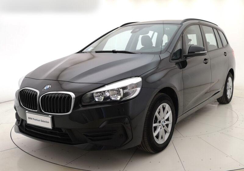 BMW Serie 2 216d Gran Tourer Business Saphirschwarz Usato Garantito MF0BWFM-u23000009842307269612an--v1