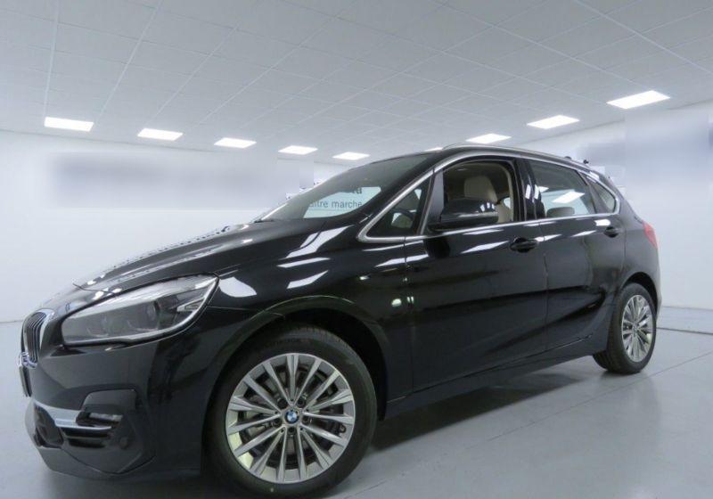 BMW Serie 2 218d act.tourer Luxury auto Saphirschwarz Km 0 U2Z0Z2U-a