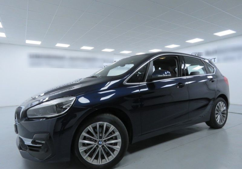 BMW Serie 2 218d act.tourer Luxury Imperial blue Usato Garantito QGZ0ZGQ-a