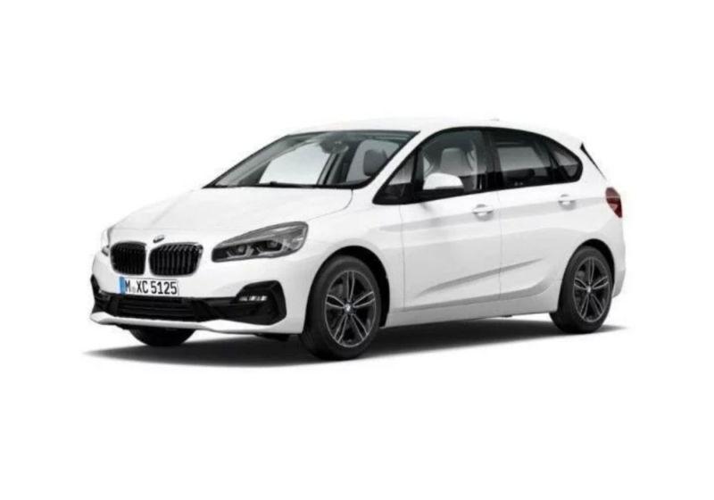 BMW Serie 2 218d act.tourer Sport Alpinweiss III  Km 0 ZD0BDDZ-a