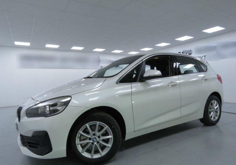 BMW Serie 2 218d Active Tourer Advantage Mineral White Usato Garantito LR0BHRL-a