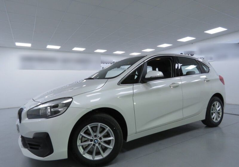 BMW Serie 2 218d Active Tourer Advantage Mineral White Km 0 TAZ0ZAT-a