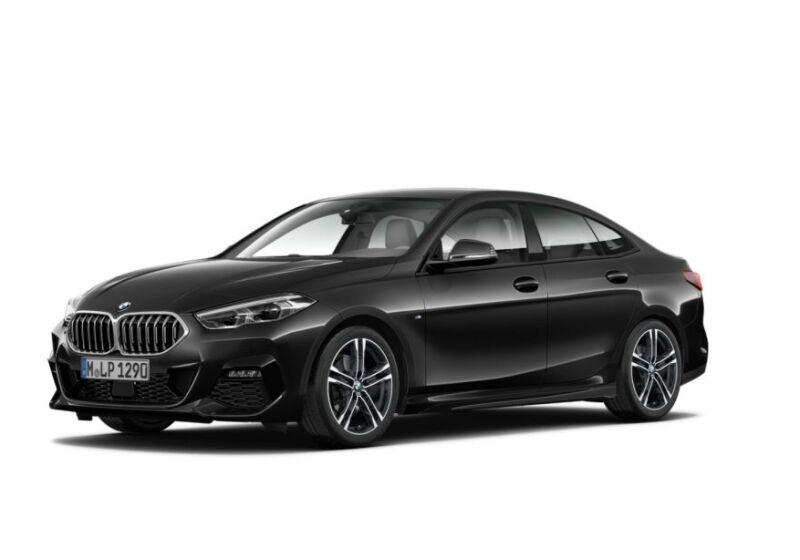 BMW Serie 2 218d Gran Coupe Msport auto Saphirschwarz Da immatricolare KE0CKEK-a