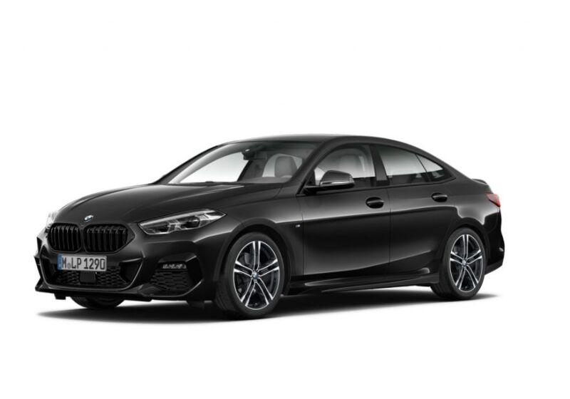 BMW Serie 2 218i Gran Coupé Msport Auto Saphirschwarz Da immatricolare A30CK3A-a
