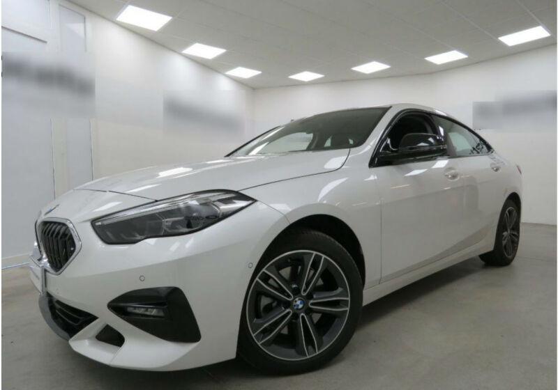 BMW Serie 2 218i Gran Coupé Sport Mineral White Usato Garantito 5T0B6T5-0a