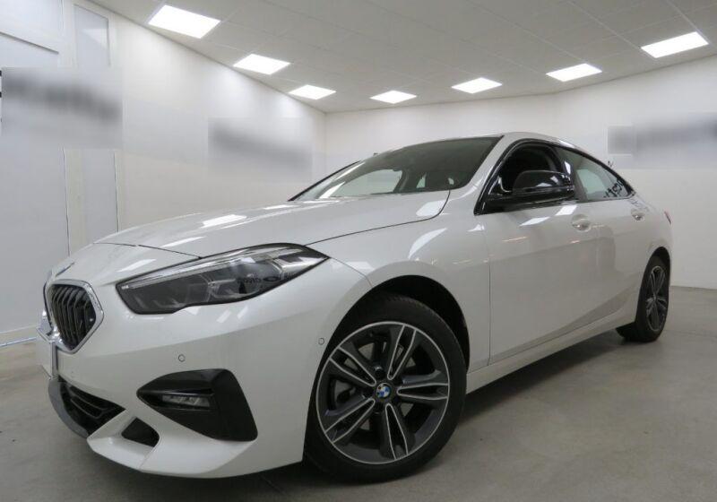 BMW Serie 2 218i Gran Coupé Sport Mineral White Usato Garantito QH0B9HQ-a_censored