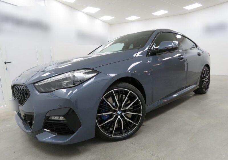 BMW Serie 2 220d Gran Coupe Msport Xdrive auto Mineral Grey Da immatricolare X50CE5X-a_censored%20(5)