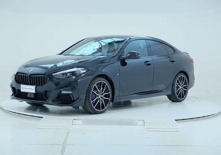 BMW Serie 2 220d Gran Coupé Msport aut. Saphirschwarz Km 0 980BW89-a_censored