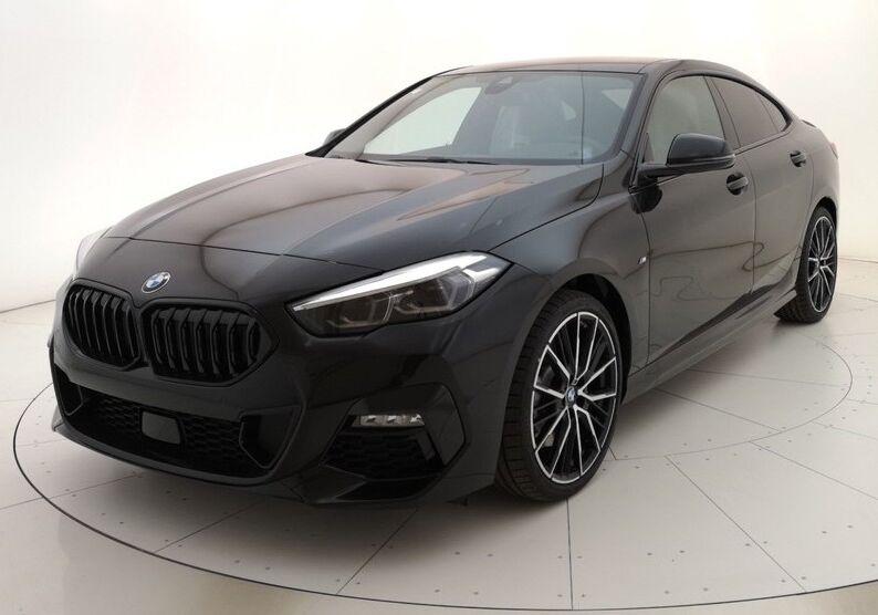 BMW Serie 2 220d Gran Coupé Msport aut. Saphirschwarz Usato Garantito W70BR7W-a