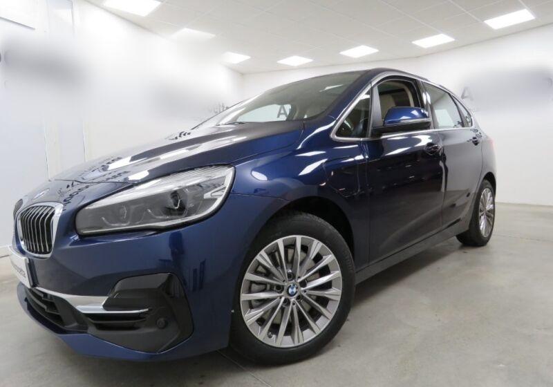 BMW Serie 2 225xe iPerfomance Active Tourer Luxury Automatica Mediterranean Blue Da immatricolare YL0CELY-225-v1