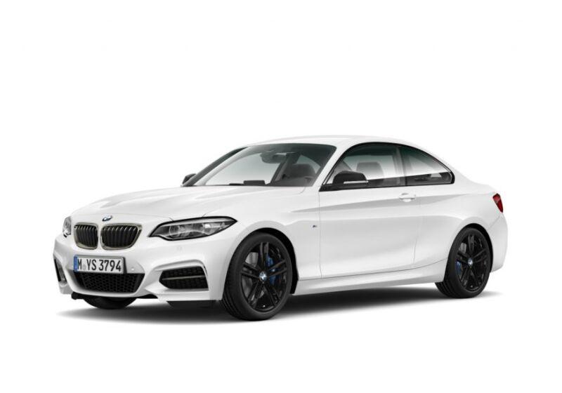 BMW Serie 2 M 240i Coupé Alpinweiss III  Da immatricolare VQ0CBQV-15099205_O_607f03af243c1