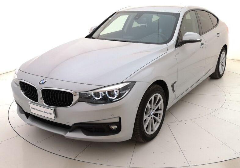 BMW Serie 3 G. T. 318d Gran Turismo Business Advantage auto Glaciersilber Usato Garantito F20BS2F-a