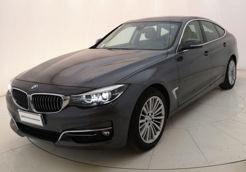 BMW Serie 3 G. T. Gran Turismo Luxury auto Mineral Grau Usato Garantito 750BU57-318