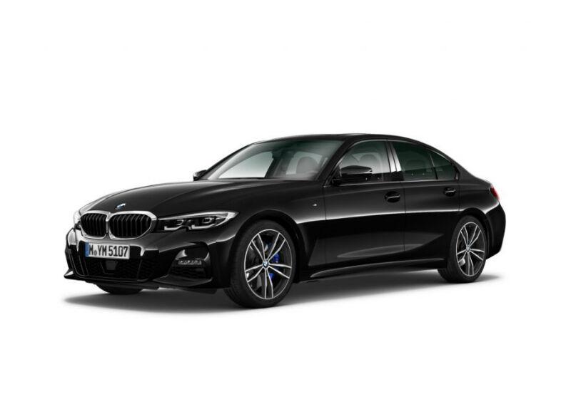 BMW Serie 3 48V xDrive Msport Auto Saphirschwarz Da immatricolare ZA0BRAZ-a