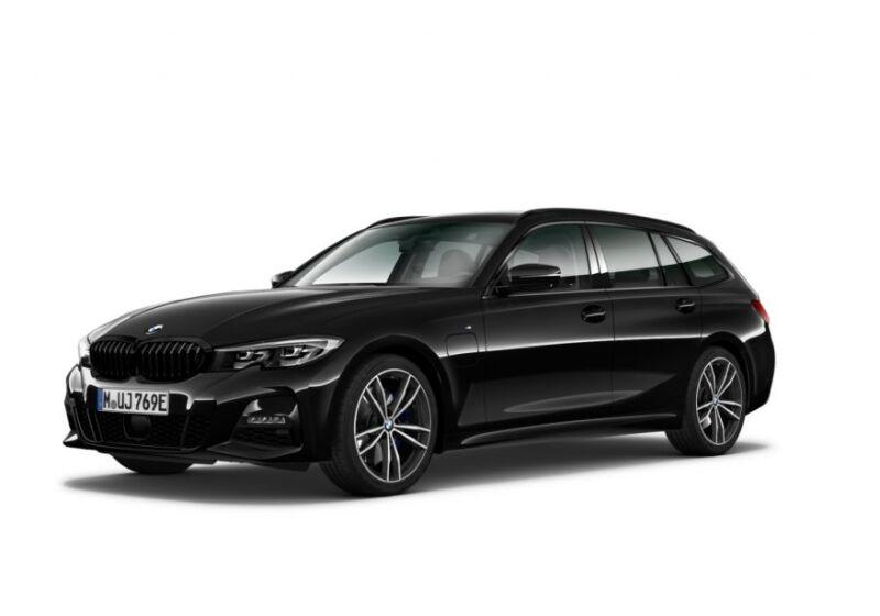 BMW Serie 3 330e Touring Msport xdrive auto Saphirschwarz Da immatricolare WJ0BYJW-bmw