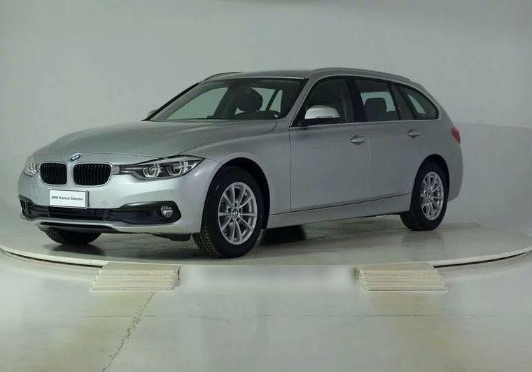 BMW Serie 3 316d Touring Business Advantage Automatica Mineral Grau Km 0 DB0BDBD-a