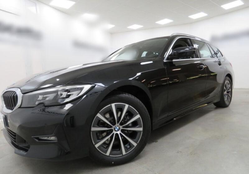 BMW Serie 3 316d Touring mhev 48V Business Advantage auto Saphirschwarz Da immatricolare 2D0CKD2-schermata-2021-09-27-alle-15.40.56_2021_09_27_15_42_14-v3