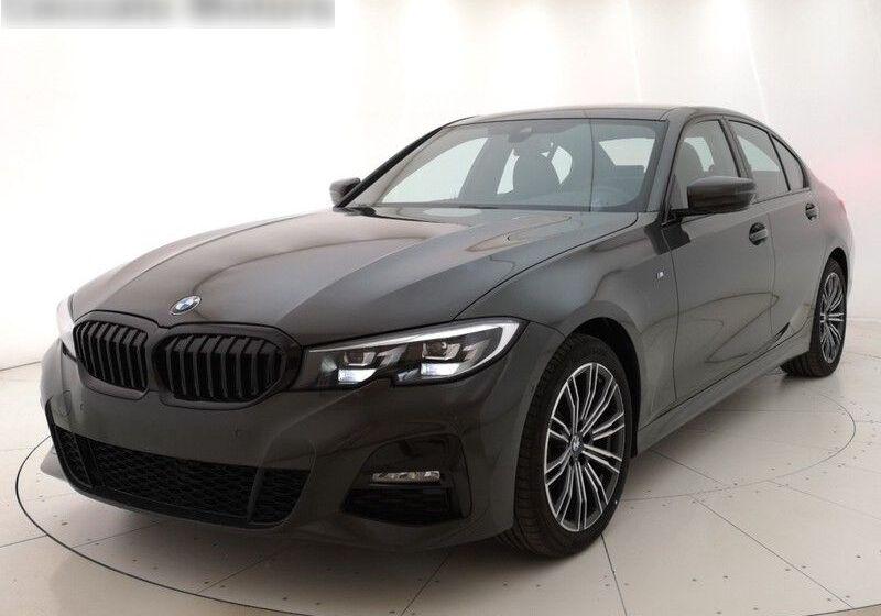 BMW Serie 3 318d Msport Auto Dravit Grey Usato Garantito 2Q0CBQ2-a_censored