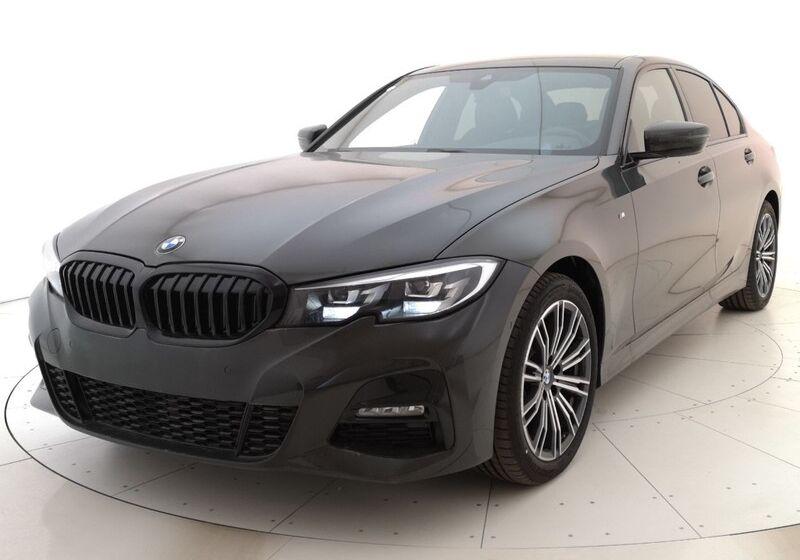 BMW Serie 3 318d Msport Auto Dravit Grey Usato Garantito WC0CBCW-bmw