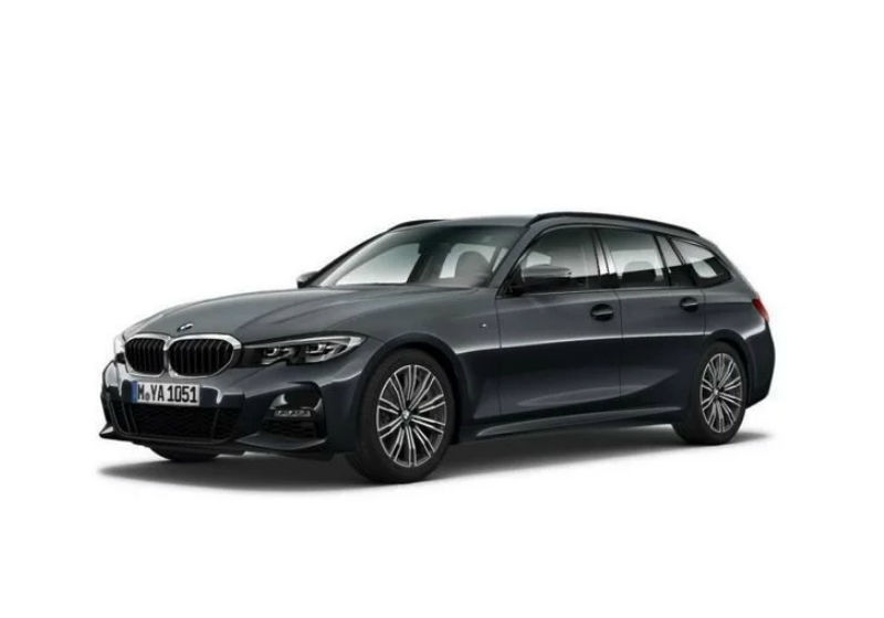 BMW Serie 3 318d Touring Business Advantage aut. Mineral Grau Km 0 8L0BEL8-a