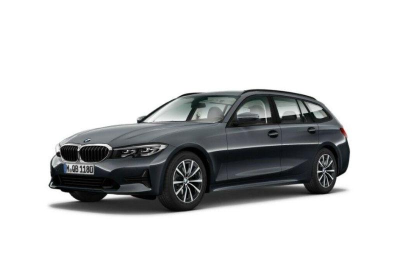 BMW Serie 3 318d Touring Business Advantage aut. Mineral Grey Km 0 XJ0B2JX-a