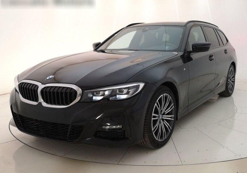 BMW Serie 3 318d Touring Msport auto Saphirschwarz Usato Garantito KH0BZHK-U23000009842307510265AN-_censored%20(1)