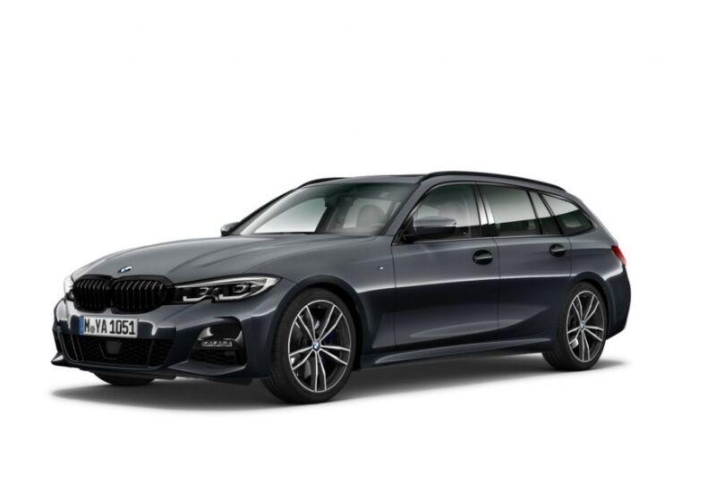 BMW Serie 3 320d 48V Touring Msport Auto Mineral Grey Da immatricolare FW0C2WF-15174275_O_6092afb17a359