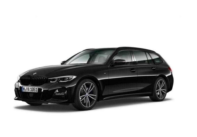 BMW Serie 3 320d 48V Touring Msport Auto Saphirschwarz Da immatricolare JW0C2WJ-15173933_O_6092a59fea64e