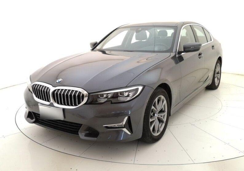 BMW Serie 3 320d Luxury Mineral Grau Usato Garantito PK0BPKP-a_censored%20(4)