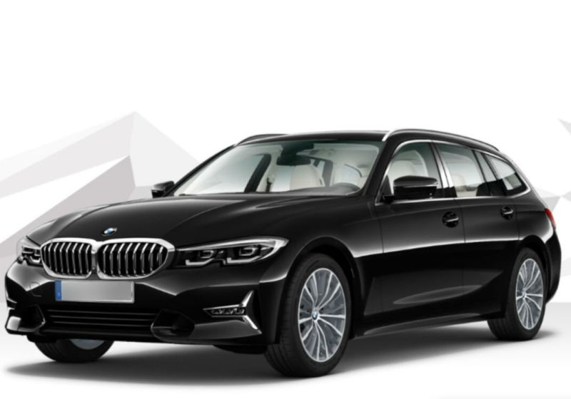BMW Serie 3 320d Touring Luxury Saphirschwarz Km 0 MP0BHPM-a