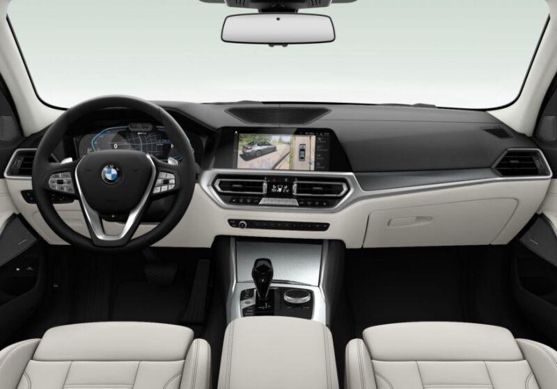 BMW Serie 3 330e Luxury Tanzanite Blue Usato Garantito ZX0CJXZ-d
