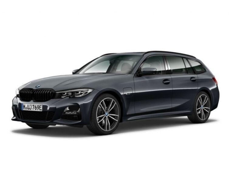 BMW Serie 3 330e Touring Msport xdrive auto Mineral Grey Da immatricolare 5U0C4U5-a-v2