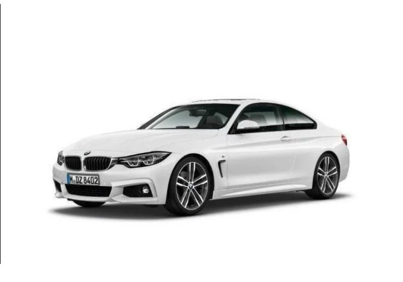 BMW Serie 4 420d coupe xdrive Msport auto Alpinweiss III  Km 0 CM0BEMC-a