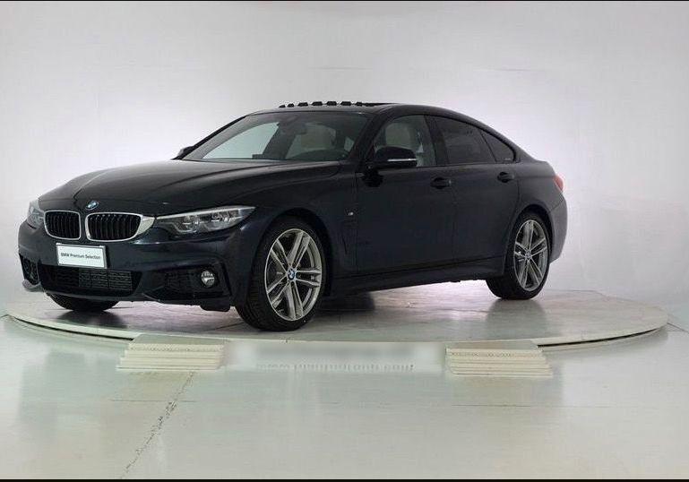 BMW Serie 4 G.C. 420d Gran Coupé Msport Aut. Saphirschwarz Km 0 ZAZ0ZAZ-a