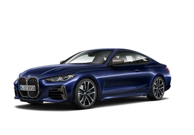 BMW Serie 4 M440i 48V xDrive Coupé Auto Tanzanite Blue Da immatricolare KH0BVHK-440