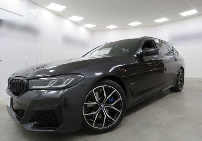 BMW Serie 5 530i 48V xDrive Touring Msport Auto Sophisto Grey Da immatricolare 8L0CHL8-a_censored%20(8)